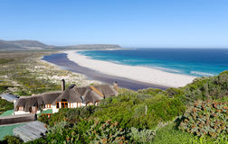Beach of Noordhoek South Africa Stock Photos