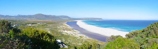 Beach of Noordhoek South Africa Royalty Free Stock Photos
