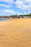 The beach in North Berwick, Scotland Stock Photo