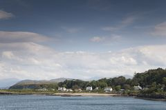 Beach at Oban Royalty Free Stock Image