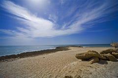 Beach, ocean Royalty Free Stock Photo