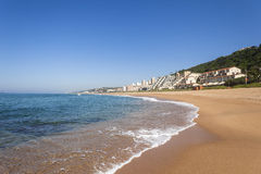 Beach Ocean Apartments Stock Photo