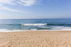 Beach Ocean Coastline Stock Photography
