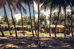Beach and ocean, Dominican Republic Stock Photos