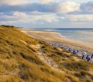 Beach and Ocean - Sylt, Germany Stock Photos