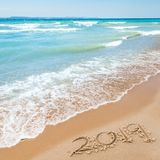 2019 On The Beach stock image
