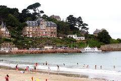 Free Beach Of Perros Guirec Stock Image - 60545791