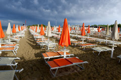 Free Beach Of Torre Canne On Puglia, Italy Royalty Free Stock Photography - 74008447