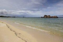 Beach in Okinawa Royalty Free Stock Image