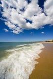 Beach On Island Margarita Stock Photos