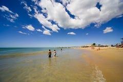 Beach On Island Margarita Royalty Free Stock Images