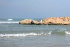 Beach  in Orihuela Costa Stock Photography