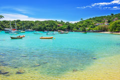 Beach of Ossos in Buzios, Rio de Janeiro Stock Photography