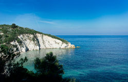Beach Padulella, Isle of Elba, Tuscany Stock Photography