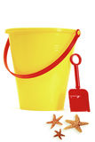Beach Pail Stock Photos