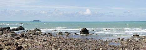Beach panoramas Stock Photos