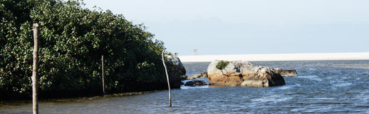 Beach - Panoramic stock images