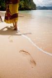 Beach Paradise Stock Image