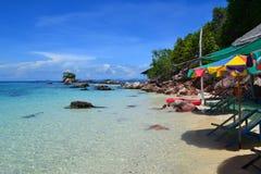 Beach paradise Royalty Free Stock Photography