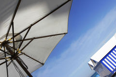 Beach Parasol Stock Images