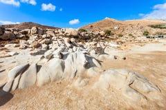 Beach on Paros island royalty free stock photo