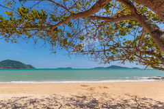 Beach of Patong, Koh Phuket in Thailand Royalty Free Stock Photos