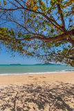 Beach of Patong, Koh Phuket in Thailand Royalty Free Stock Photography