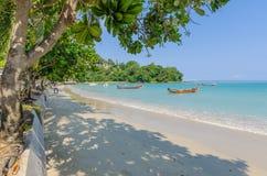 Beach of Patong in Phuket, Thailand Stock Image