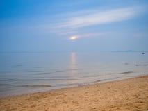 Beach at pattaya Royalty Free Stock Image