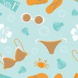 Beach pattern Stock Photos