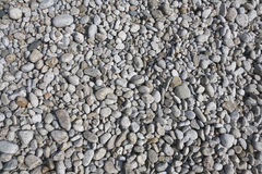 Beach pebble background Royalty Free Stock Images