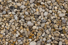 Beach pebbles Royalty Free Stock Photos