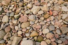 Beach pebbles Royalty Free Stock Photo