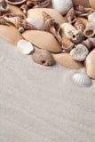 Beach pebbles Stock Photography