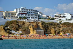 Beach Peneco Stock Photo