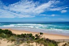 Beach in Philip Island Stock Photography