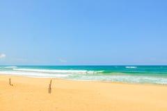 Beach at Phu Yen province Stock Image