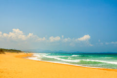 Beach at Phu Yen province Stock Photography