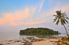 Beach in Phuket Thailand Royalty Free Stock Photos