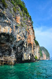 Beach in Phuket Thailand Royalty Free Stock Images