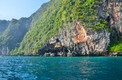 Beach in Phuket Thailand Stock Photos