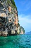 Beach in Phuket Thailand Stock Images