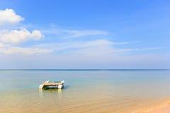 Beach in Phuket Thailand. Tropical beach in Phuket Thailand Royalty Free Stock Photography