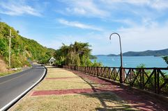 ิฺBeach of Phuket town Thailand Royalty Free Stock Images