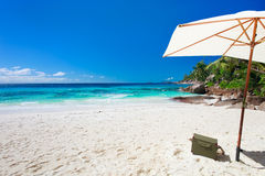 Beach picnic royalty free stock images