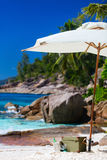Beach picnic Royalty Free Stock Photos