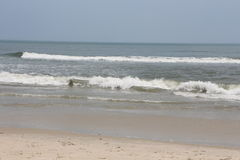 Beach. Picture of the beach in ocean city Maryland usa Stock Image