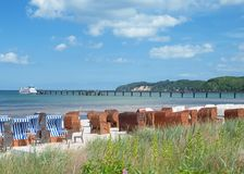 Binz,Ruegen Island,Germany Royalty Free Stock Photography