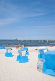 Zinnowitz,Usedom Island,Germany Stock Images