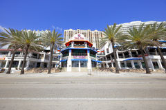 Beach Place Fort Lauderdale Royalty Free Stock Photos